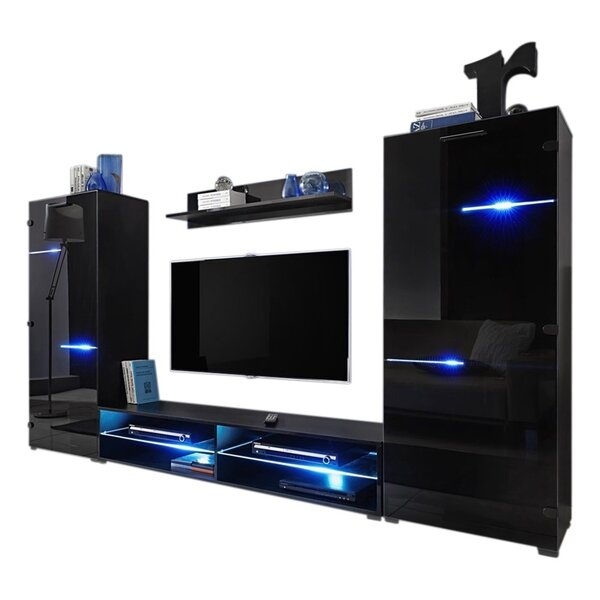 Pledger Modern 70 Entertainment Center by Latitude Run