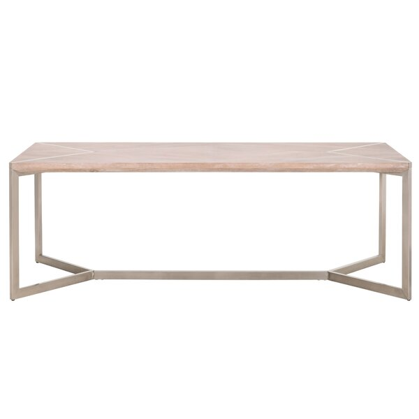 Sitton Solid Wood Dining Table by Union Rustic Union Rustic