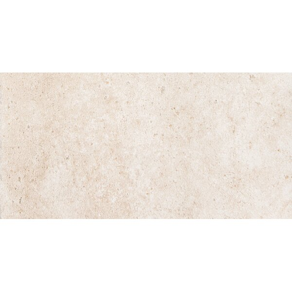 Newberry 4 x 8 Porcelain Field Tile in Bianco by Emser Tile