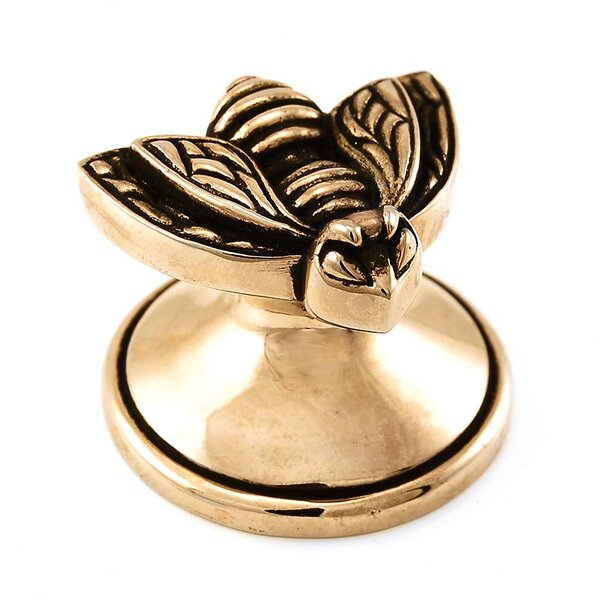 Pollino Bee Novelty Knob by Vicenza Designs