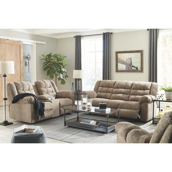 Raine Reclining Configurable Living Room Set by Red Barrel Studio