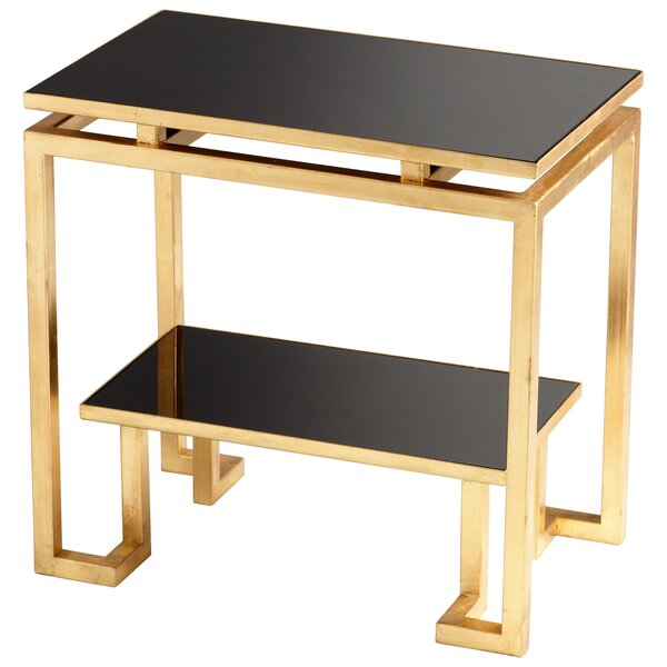 Midas End Table by Cyan Design