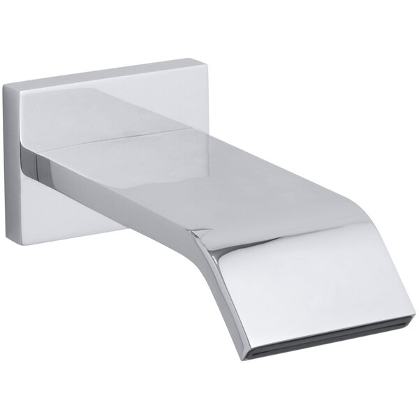 Loure Wall-Mount Bath Spout by Kohler