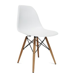 WoodLeg Dining Side Chair by Fine Mod Imports