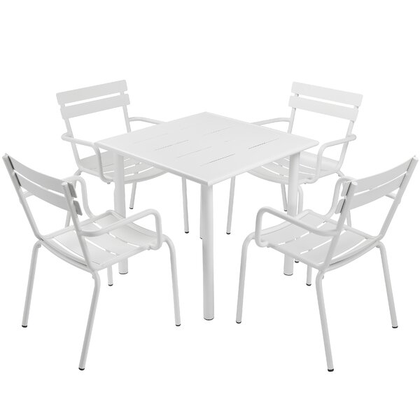 Julianna 5 Piece Dining Set by August Grove