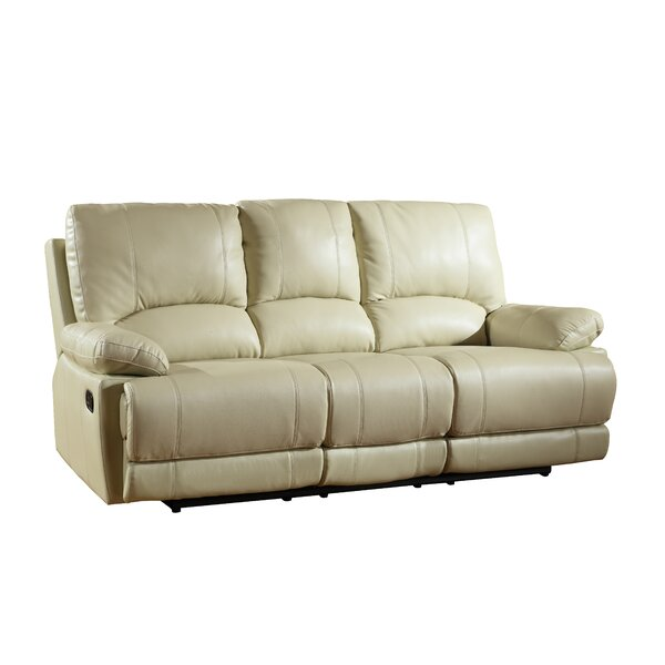 Internet Buy Ullery Upholstered Living Room Recliner Reclining Sofa by Winston Porter by Winston Porter