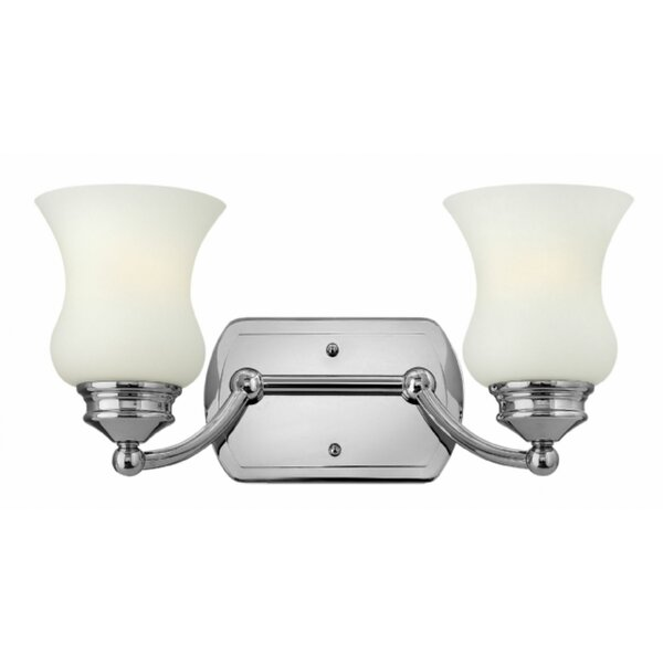 Constance 2-Light Vanity Light by Hinkley Lighting
