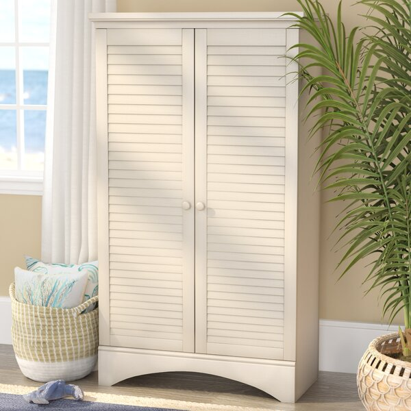 Pinellas 2 Door Armoire by Beachcrest Home