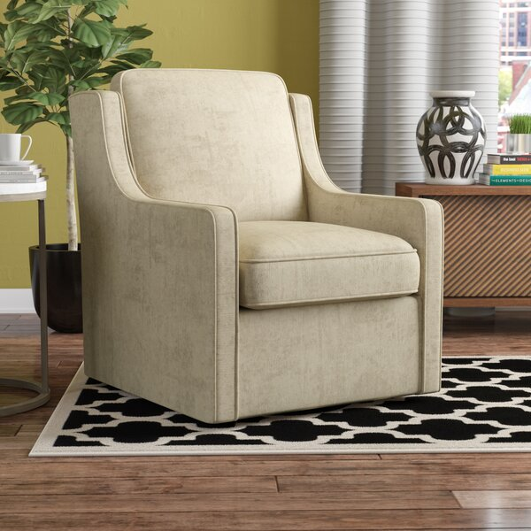 Vineland Swivel Armchair