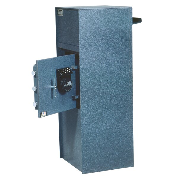 Large Single Door Commercial Back Loading Depository Safe 2.06 CuFt by Gardall Safe Corporation