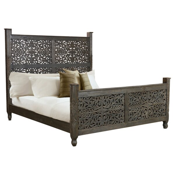 Buena Park Sleigh Bed by Bungalow Rose