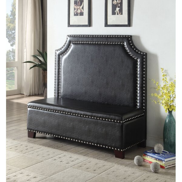 Nielson Upholstered Storage Bench