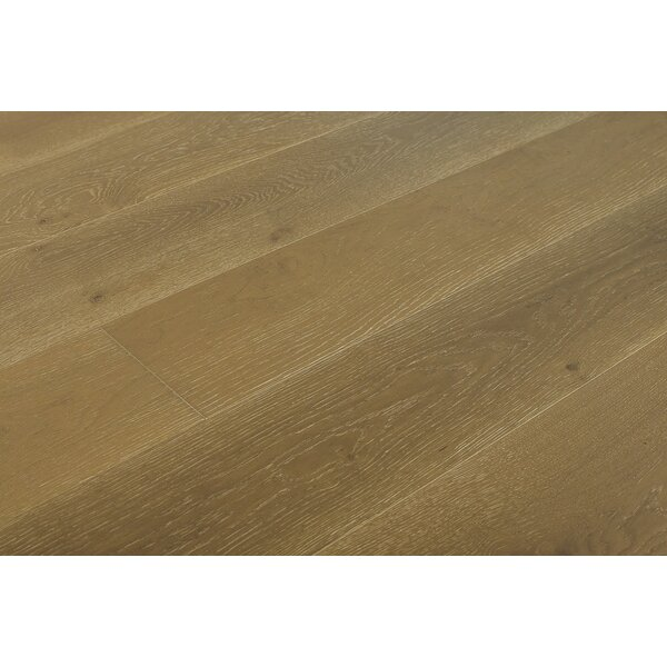 Belize 7-2/5 Engineered Oak Hardwood Flooring in Roanoke Tan by Albero Valley