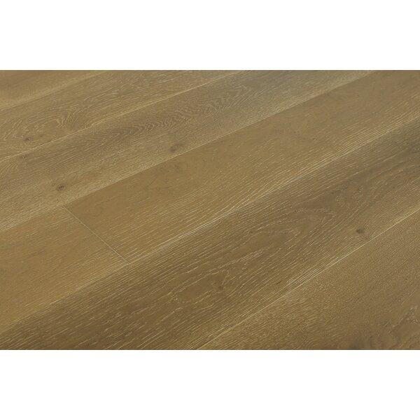 Belize 7-2/5 Engineered Oak Hardwood Flooring in Roanoke Tan by Albero Valley