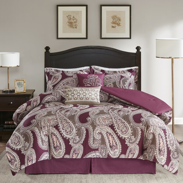 Padma Cotton 6 Piece Comforter Set by Harbor House