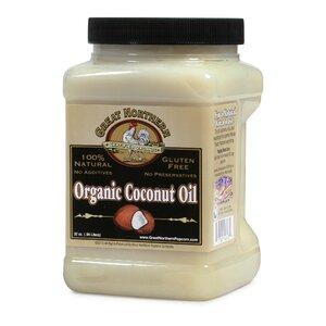 32 oz. Premium Organic Coconut Oil