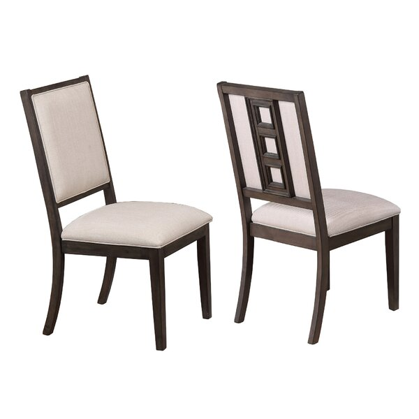 Claypoole Cushioned Upholstered Dining Chair (Set of 2) by Darby Home Co