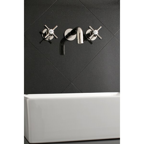 Millennium Wall Mounted Bathroom Faucet