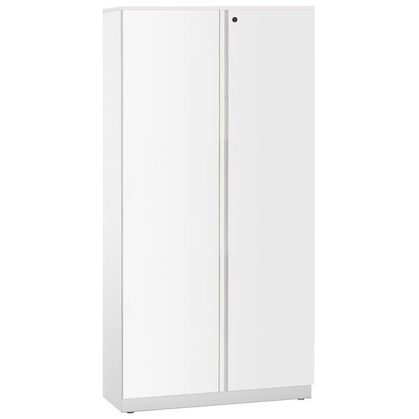 Trace 2 Door Storage Cabinet by Great Openings