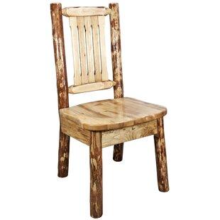 Tustin Woodworks® Tungsten Kitchen Side Chair