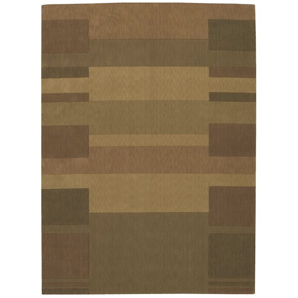 Loom Select Gold Area Rug by Calvin Klein
