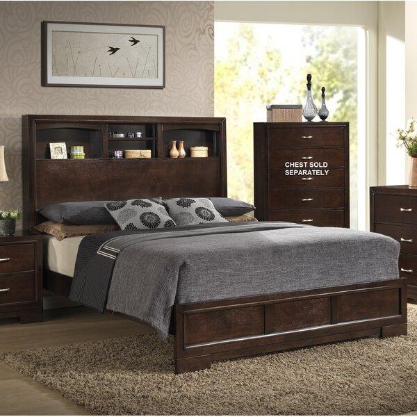 Voigt Storage Panel Configurable Bedroom Set by Brayden Studio