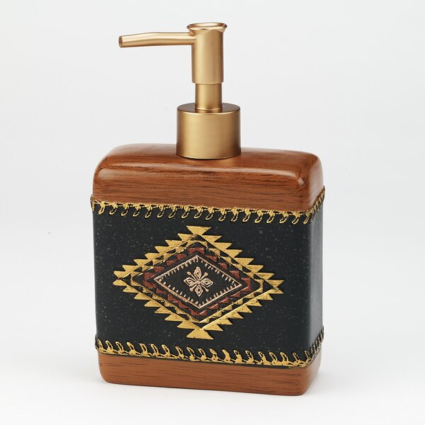 Mojave Lotion and Soap Dispenser by Avanti Linens