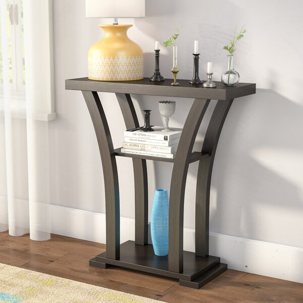 Astrid Console Table by Andover Mills