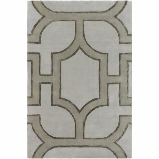 Intermezzo Hand-Tufted Modern Area Rug by Elle Decor