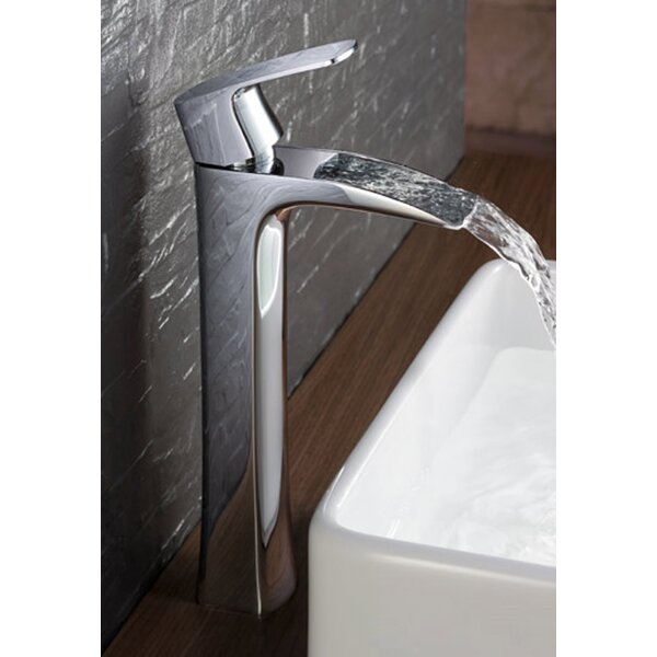 Lulu Vessel Mount Single Hole Bathroom Faucet by Eviva