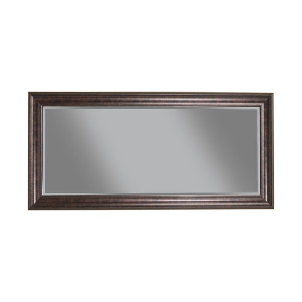 Mccardle Rectangular Polystyrene Frame Full Length Mirror by Winston Porter