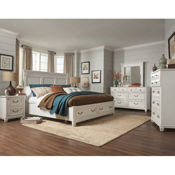 Randolph Storage Platform Bed by Beachcrest Home
