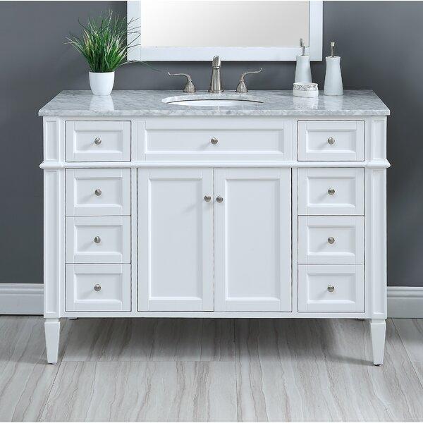 Bedonia 48 Single Bathroom Vanity Set by Darby Home Co