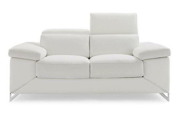 Online Order Sally Leather Loveseat Get The Deal! 70% Off