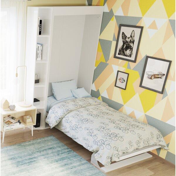Larkin Twin Size Corner Beds   Wayfair