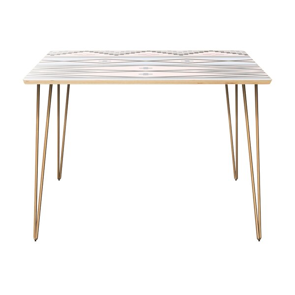Jiminez Dining Table by Bungalow Rose Bungalow Rose