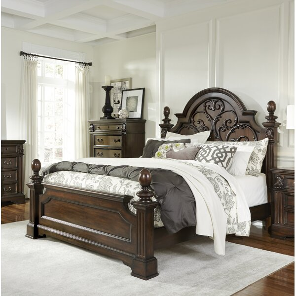 Corene Standard Bed by Fleur De Lis Living