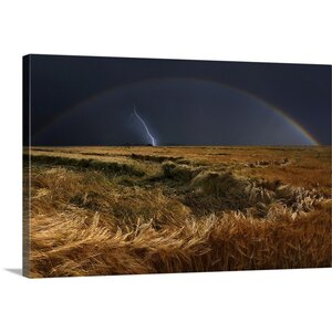 The Storm Is Over by Franz Schumacher Photographic Print on Canvas by Great Big Canvas