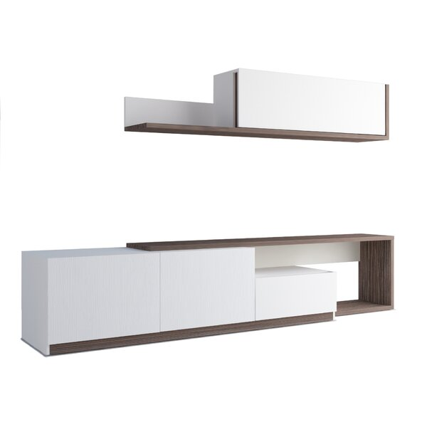 Torrisi TV Wall Unit Entertainment Center by Orren Ellis