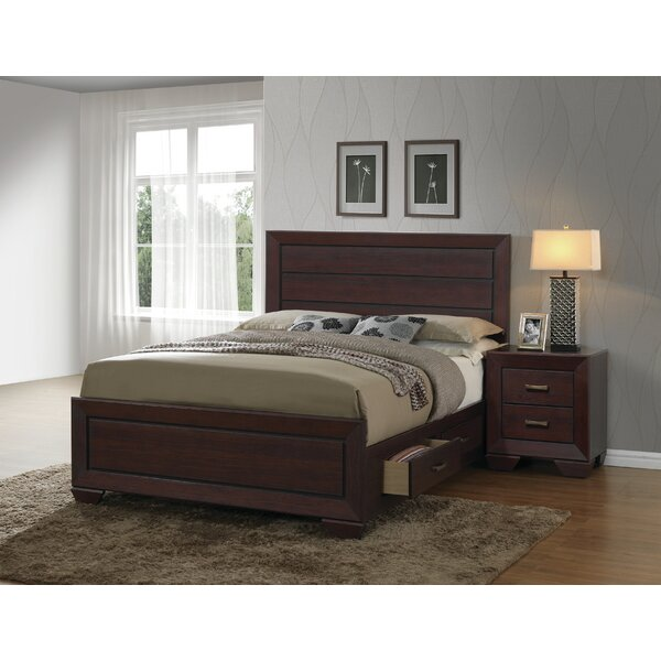 Nova Standard Configurable Bedroom Set by Orren Ellis