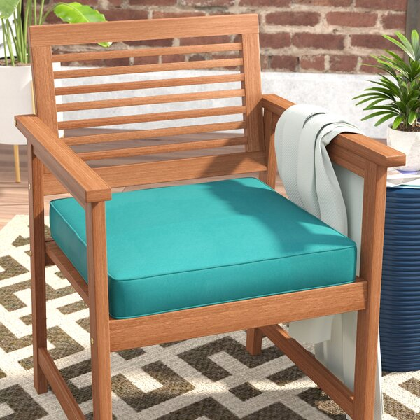 McMillian Indoor/Outdoor Dining Chair Cushion