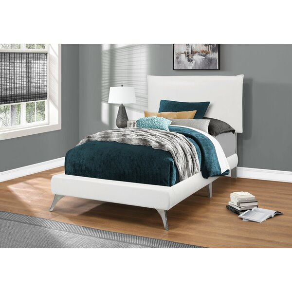 Russellville Upholstered Standard Bed by Wrought Studio
