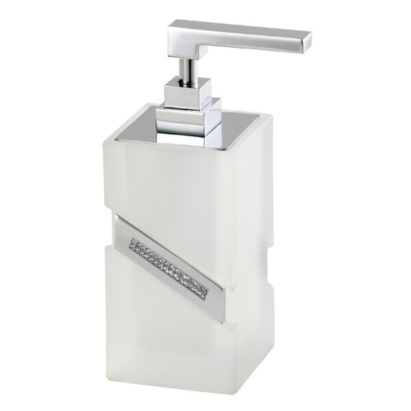 Carmen Table Soap Dispenser by Hispania Home