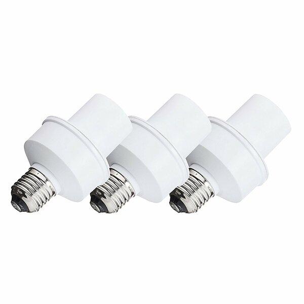 E27 LED Light Bulb (Pack of 3) by GGI International