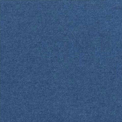 Davis Indigo Futon Ottoman Cover (Machine Washable) By Red Barrel Studio