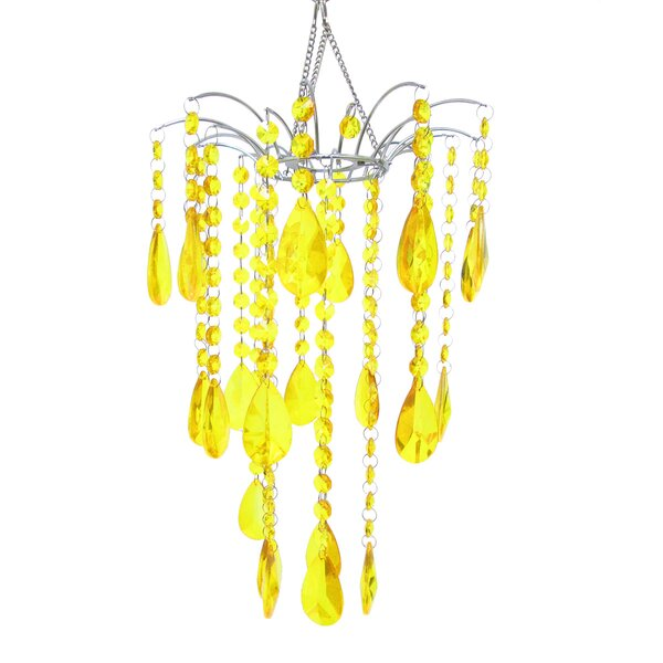 Horovitz Crystal Bead Chandelier by House of Hampton