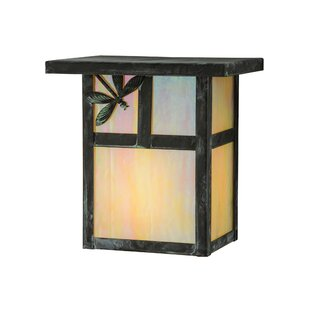 Shopping for 1-Light Outdoor Flush Mount By Meyda Tiffany