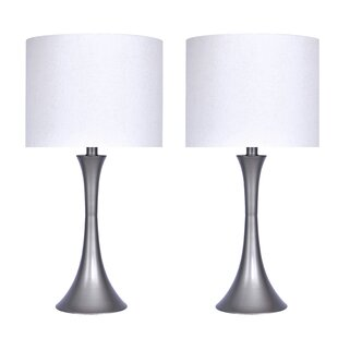24.25 Table Lamp (Set of 2) by Grandview Gallery