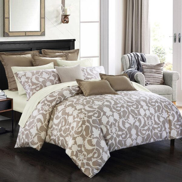 Symphony Duvet Cover Set by Daniadown