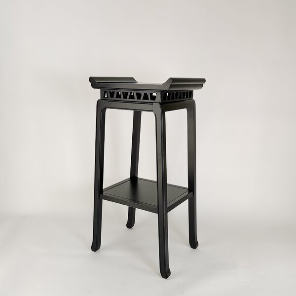Braxton End Table by Alcott Hill
